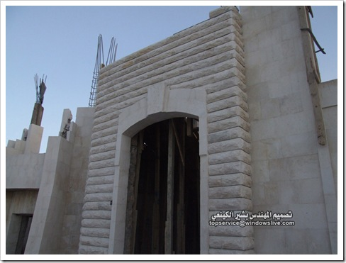 تصاميم هندسيه لفيلا بالماكس-المهندس بشير الكينعي (2)